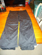 YOUNG MENS BURTON WINSTOPPER PANT  Black XL  NWOT
