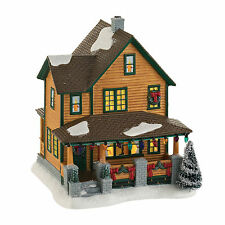 Department 56 Christmas Story Village Ralphie's House 4029245