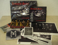 ARMORED SAINT Win Hands Down (2015) Ltd. Edition Box Set incl. CD/DVD Numbered