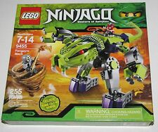 LEGO NEW SEALED 9455 Fangpyre Mech NINJAGO NINJA SET