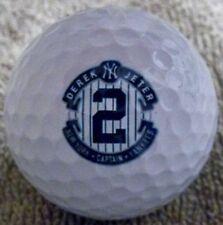3 Dozen (Derek Jeter Yankees Logo) Titleist Pro V1 X 2016 Mint AAAAA GolfBalls z