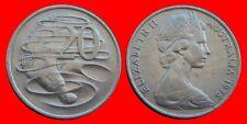 20 CENTIMOS 1975 AUSTRALIA-18334