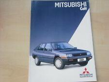 53934) Mitsubishi Colt Prospekt 04/1984