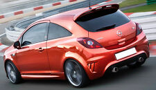 VAUXHALL CORSA D NURBURGRING LOOK SPOILER - 3 DOOR MODEL