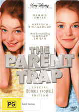 The Parent Trap  - DVD - NEW Region 4