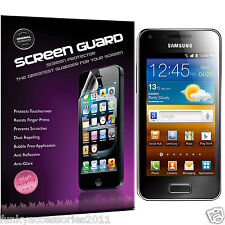 Pack De 5 Film Transparent protecteur d'écran LCD pour Samsung Galaxy S Advance