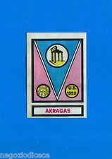 # CALCIATORI PANINI 1967-68 - Figurina-Sticker - AKAGRAS SCUDETTO - Rec
