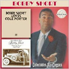 Bobby Short Loves Cole Porter / Guess Who's in Town: The Songs of Andy Razaf - S