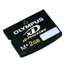 Olympus 2 GB XD-Picture Card Type M+, For Olympus and Fujifilm Cameras