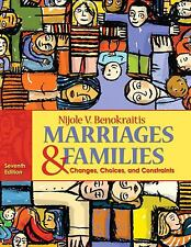 Marriages and Families by Nijole Benokraitis