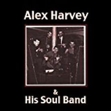 Alex Harvey and his soul band (1999 Bear Family) CD - VERY GOOD CONDITION!
