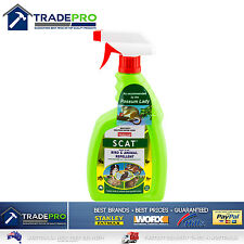 Scat Bird And Animal Repellent 750ml RTU Dog Cat Possum Vermin Deterrent PetSafe