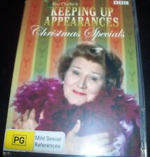 Keeping Up Appearances Christmas Specials (Australia Region 4) DVD – Like New