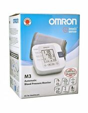 Omron M3INTELLIS Intellisense Upper Arm Digital Blood Pressure Monitor 90 Memory