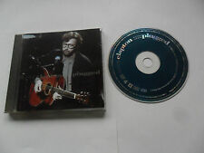 ERIC CLAPTON - Unplugged (CD 1992) GERMANY Pressing