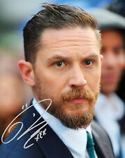 TOM HARDY #1 10X8 PRE PRINTED (SIGNED) LAB QUALITY PHOTO REPRINT - FREE DEL