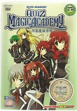 DVD Alice Academy : Quiz Magic Academy With Eng SUB + Free Shipping (A05)