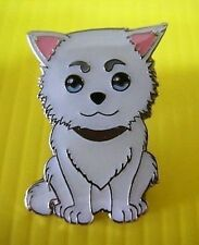 Gintama Sadaharu The Dog anime Pin