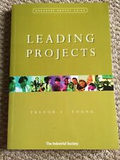 Leading Projects Manager's Pocket Guides) Trevor L Young Paperback Book Business