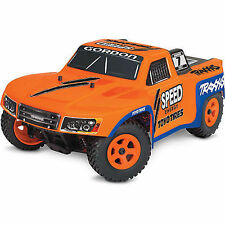 Traxxas LaTrax SST 1/18 4WD RTR Short Course Truck Robby Gordon w/ AC Charger!
