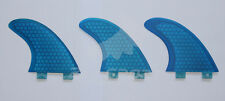 ZJ SPORT High Quality Honeycomb FCS G3 Fins