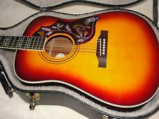 Epiphone Hummingbird/AV Acoustic Guitar - RARE VINTAGE -  1994 model.