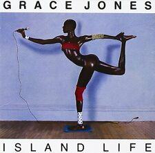 Grace Jones Island Life CD NEW SEALED Slave To The Rhythm/Pull Up To The Bumper+