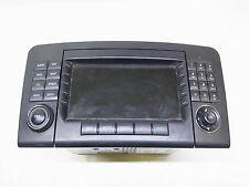 AUTORADIO MERCEDES BENZ M-KLASSE ML W164 X164 A1648703989 MCS BB0630 NAVI USA