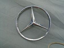 Mercedes w126 380SEL 420SEL 560SEL Genuine Rear Trunk Lid Star Emblem 1267580058