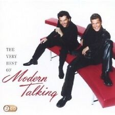 "MODERN TALKING ""THE VERY BEST OF MODERN TALKING"" 2 CD NEUWARE"