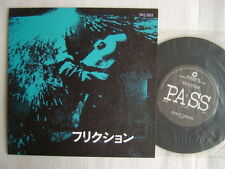FRICTION / PUNK TOKYO ROCKERS 7INCH