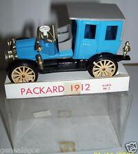 OLD MINIALUXE PACKARD 1912 N°2 BOX 1/43