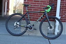 SCOTT SPEEDSTER CX 10 DISC Cyclocross/Gravel Bike 54cm