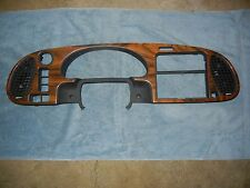SAAB 900 94 - 98 Wood Dash Panel # 4641262