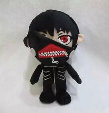 "16.5"" anime Tokyo Ghoul plush black anime Kaneki Ken plush doll toy gift #J"