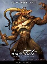 D'artiste: Concept Art : Digital Artists Master Class by Viktor Antonov and...