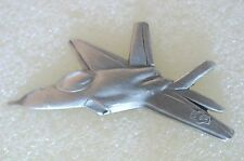 US USA F-22 Raptor Jet Military Hat Lapel Pin