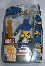 Marvel Legends Walmart Exclusive Beast Nemesis Build-A-Figure Action Figure 2007