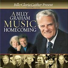 A Billy Graham Music Vol. 1 2001 by Bill & Gloria Gaither