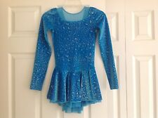 New Girls Ice Figure Skating Competition Dress Size 8-10