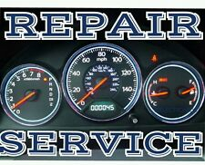 Honda Civic Speedometer 2001 02 2003 2004 2005 instrument cluster REPAIR SERVICE