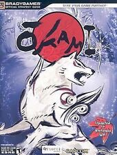 Okami Wii Official Strategy Guide (Official Strategy Guides (Bradygames)), Brady