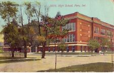 HIGH SCHOOL PERU, IN 1911