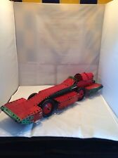 LARGE VINTAGE ANTIQUE MECCANO LANDSPEED RECORD CAR M CAMPBELL NAPIER BLUE BIRD
