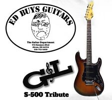 G&L S-500 Tribute