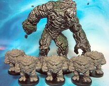 Dungeons & Dragons Miniatures Lot  Earth Titan Galeb Duhr !!  s101