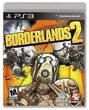 Borderlands 2 PlayStation PS3 NO BOOK! DISC NO SCRATCHES!VERY GOOD CONDITION!!