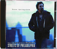 "BRUCE SPRINGSTEEN - 1 TRACK PROMO SINGLE CD ""STREETS OF PHILADELPHIA"""