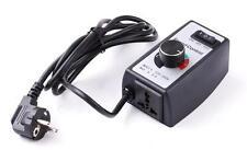 Aire Variable Extintor regulador de la velocidad del ventilador en línea Speedst
