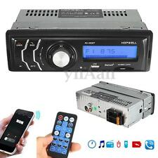 Bluetooth Car In Dash Radio Stereo Audio Head Unit MP3/USB/SD/TF/MMC/FM Player